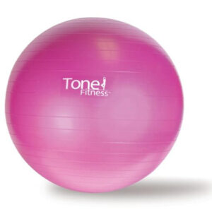 Tone Fitness Anti-Burst Gym Ball - Premier Fitness Service