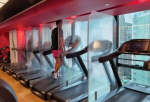 The Future of Commercial Fitness - Sanitation & Social Solutions - Premier Fitness Service