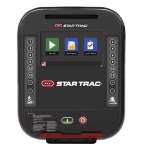 STAR TRAC 4 SERIES 10″ TOUCHSCREEN CARDIO CONSOLE - Premier Fitness Service